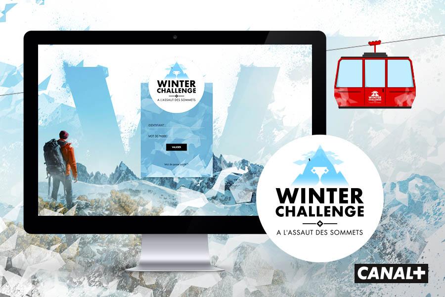 Opération Winter Challenge, A l'assaut des sommets
