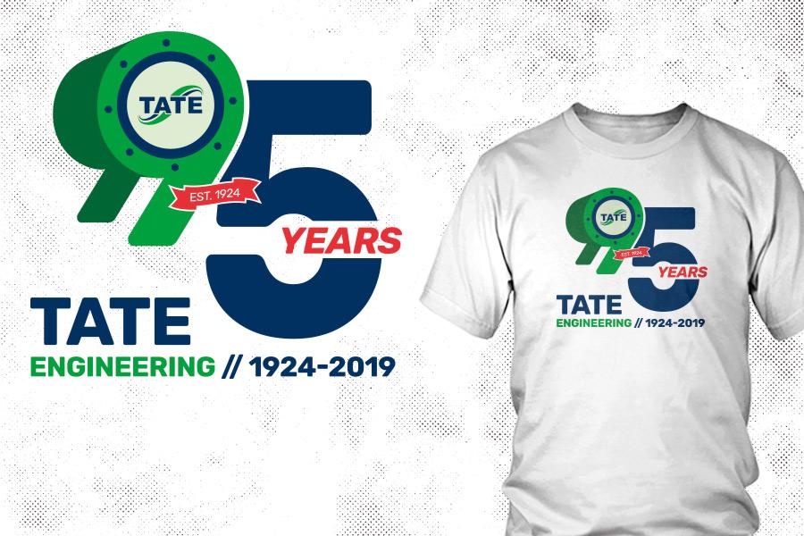 Tate Engineering - 95 ans
